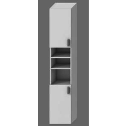 TALL CABINET, 6 SHELVES, 2 DOORS LEFT/RIGHT Jika Lyra Pack