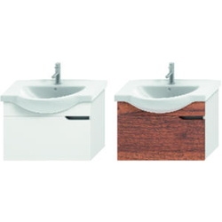 VANITY UNIT FOR FURNITURE WASHBASINS 105 CM Jika Mio