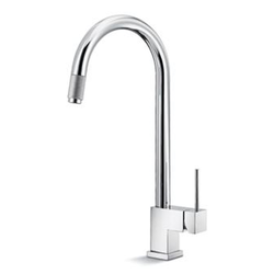 Single lever sink mixer Newform Forma Kitchen