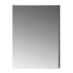 Rectangle mirror 60 cm Jika Clear