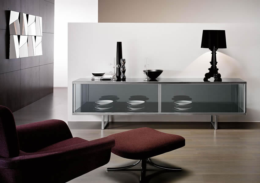 Broadway-large - Collection Exhibitor Bookcases by Tonelli Design | Tilelook