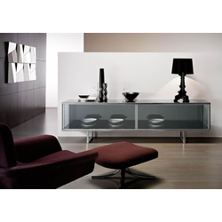 Broadway-large Tonelli Design Exhibitor Bookcases