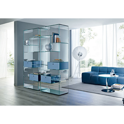 Liber B  Tonelli Design Exhibitor Bookcases