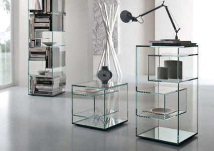 Liber F - Kolekcja  Exhibitor Bookcases  Tonelli Design | Tilelook