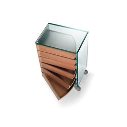 Camicino Tonelli Design Exhibitor Bookcases