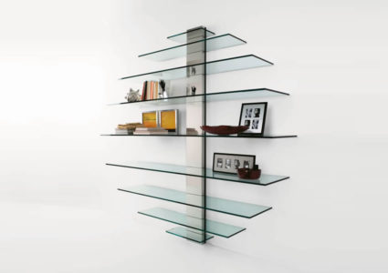 Mondovisione - Collection Exhibitor Bookcases by Tonelli Design | Tilelook