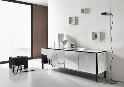 Psiche A - Collection Exhibitor Bookcases by Tonelli Design | Tilelook