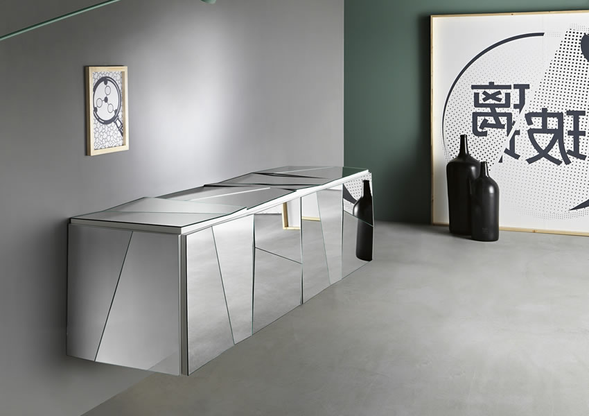 Psiche B - Collection Exhibitor Bookcases by Tonelli Design | Tilelook