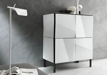 Psiche C - Collection Exhibitor Bookcases by Tonelli Design | Tilelook