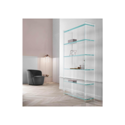 Quiller libreria - Collection Exhibitor Bookcases by Tonelli Design | Tilelook