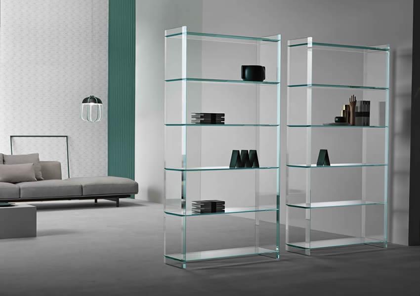 Quiller libreria - Exhibitor Bookcases kollekció / Tonelli Design | Tilelook