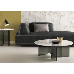 Metropolis tavoli bassi 7 90 x h35 cm Tonelli Design Low tables