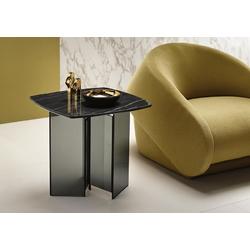 Metropolis piccoli tavoli 2 66X55 - Collection Small-Beside Table by Tonelli Design | Tilelook