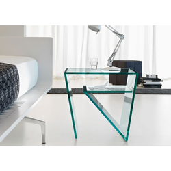 Zen - Collection Small-Beside Table by Tonelli Design | Tilelook