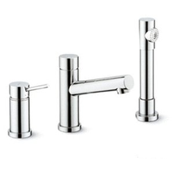 Single lever basin mixer Newform X-Trend Kitchen