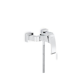 Single lever mixer for shower Newform X-Sense