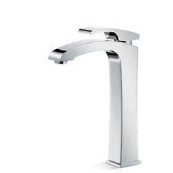 Single lever high version for washbasin Newform X-Sense
