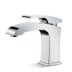 Single lever basin mixer Newform X-Sense