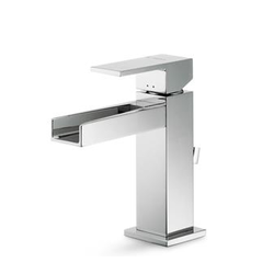 Single lever basin mixer with Newform  Ergo Open