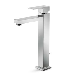 Single lever high version for washbasin Newform  Ergo Open