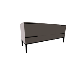 Mondrian Big Chest Of Drawers 160X50 H70  Natuzzi Night & Day Furniture