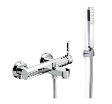 Bathtub mixer complete - Collection Ergo by Newform   Tilelook