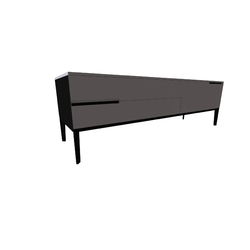 Mondrian Sideboard With Door 180X50 H55  Natuzzi Night & Day Furniture