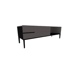 Mondrian Sideboard Without Door 180X50 H55 Natuzzi Night & Day Furniture