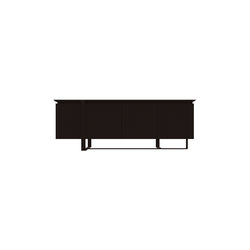 Omega Sideboard 236X51 H85  Natuzzi Night & Day Furniture