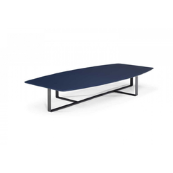 Tempo Central Short 148X70 H25  Natuzzi Coffee Tables