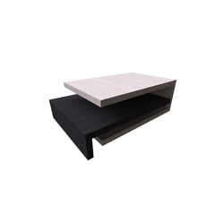 Samuel 100/190X60/70 H34  Natuzzi Coffee Tables