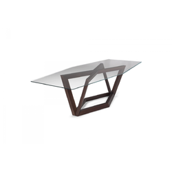 Hex Dining Tab.262X121H74 Natuzzi Night & Day Furniture