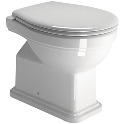 Wc with floor or horizontal outlet GSI Ceramica Classic