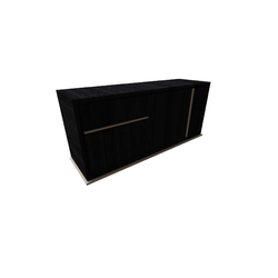Fontana Chest Drawer 164X50 H70  Natuzzi Night & Day Furniture