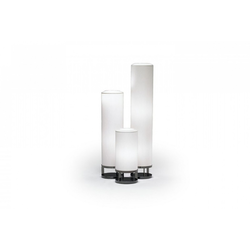 Gordon Tall Floor 78/Cotonette White Natuzzi Lamps