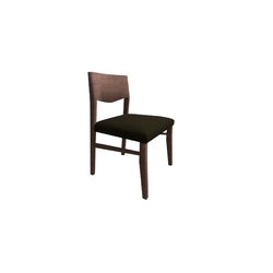 Brera Dining Chair Without Arms  Natuzzi Night & Day Furniture