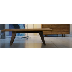B-187 Table - Collection Tables and chairs by Dale Italia | Tilelook