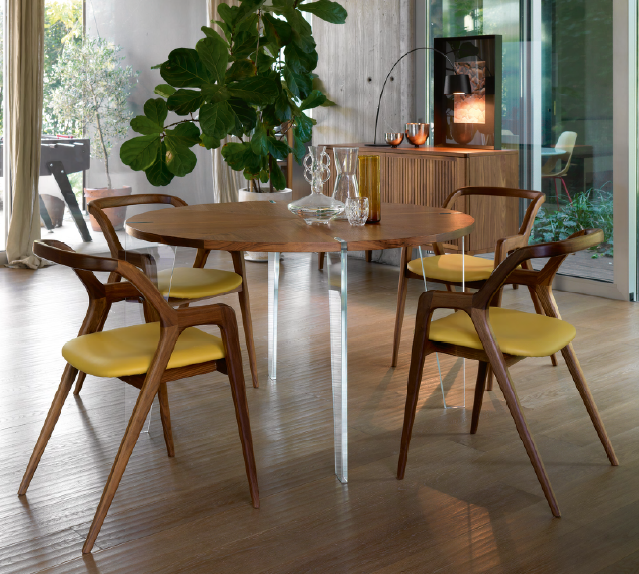 B-178 Table - Collection Tables and chairs by Dale Italia | Tilelook