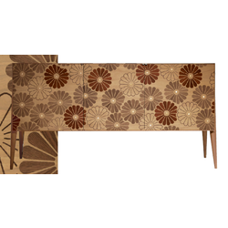 A-155 Sideboard - Collection Sideboards by Dale Italia | Tilelook