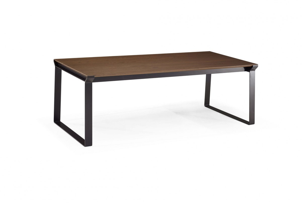 Omega Dining Table 105X220 H76 - Collection Night & Day Furniture by Natuzzi   Tilelook