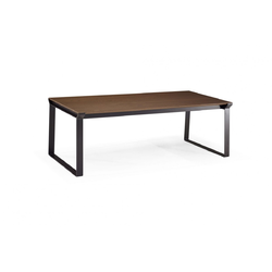 Omega Dining Table 105X220 H76 Natuzzi Night & Day Furniture