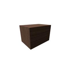 Kubika Wall Unit W010 vers.47-4  Natuzzi Night & Day Furniture