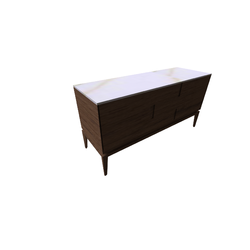 Munari Sideboard 160X53 H80 Natuzzi Night & Day Furniture