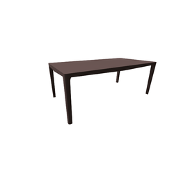 New Saturno Dining Table 200X100 H74 Smoked Oak Natuzzi Night & Day Furniture