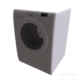 Washing Machine - Collection Generic Accessories by Tilelook | Tilelook