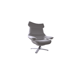 Re-Vive Wing Back Queen 608Q vers.703 Natuzzi Re-Vive