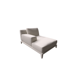 By Longue Chaise 2722 047 Natuzzi Vers Opera Collection POnkw0