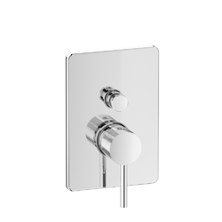 ID310 Two ways built-in shower IB Rubinetti Industria