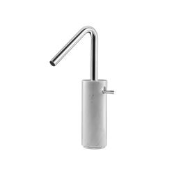MR202 Tall washbasin IB Rubinetti Marmo