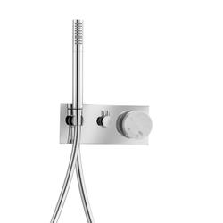 MR314 Three ways built-in shower with hand shower IB Rubinetti Marmo